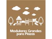 Selección Modulares Grandes para Plazas