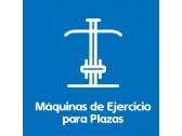 Máquinas de ejercicio para plazas