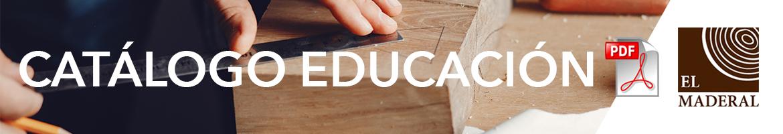 Catálogo educación PDF